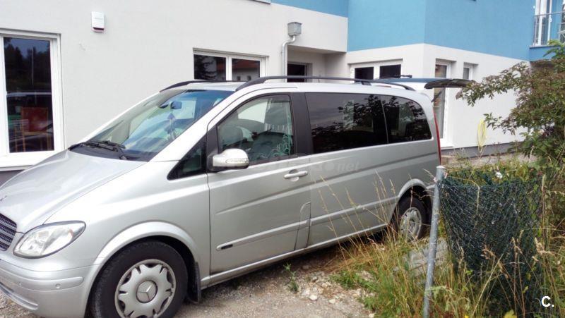 Preciosa Camper Mercedes Viano 2.2 CDI AUTOMATICO