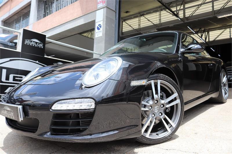 PORSCHE 911 Carrera Coupe Black Edition 2p.