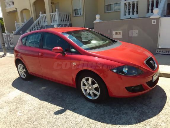SEAT Leon 2.0 TDI 140cv Stylance 5p.