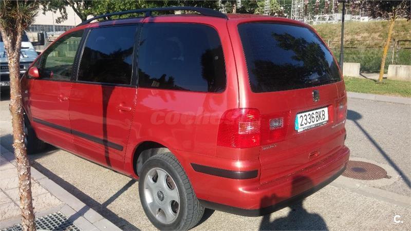 SEAT Alhambra 1.9 TDi 4 Signa 5p.