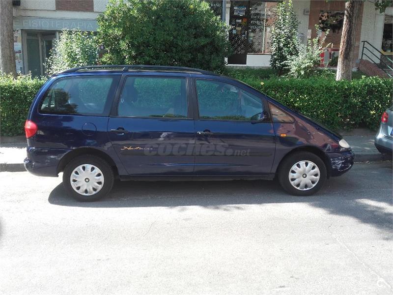 SEAT Alhambra 1.9 TDI NOSTRUM 110CV 5p.