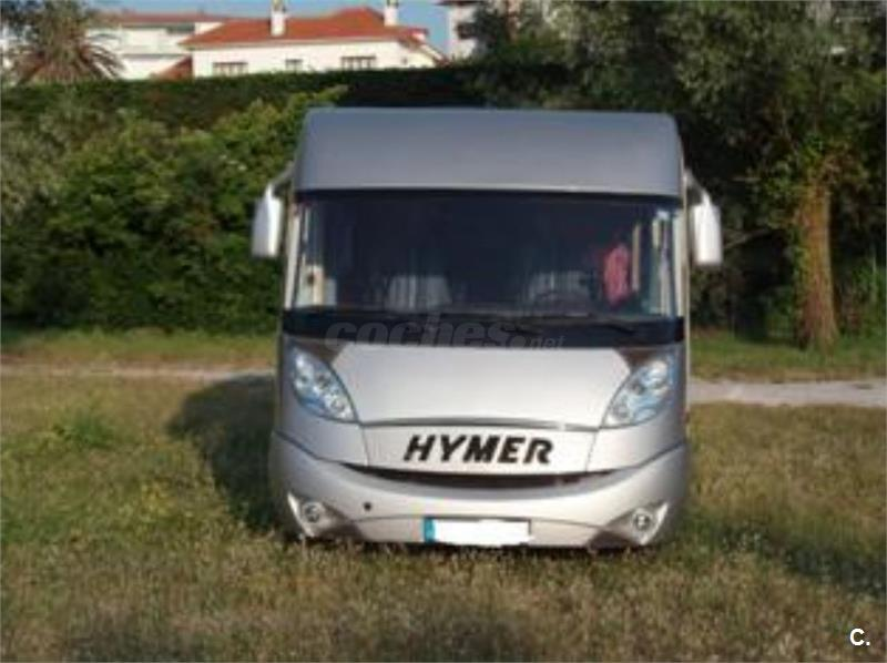 Autocaravana Integrtal Hymer 524 SL