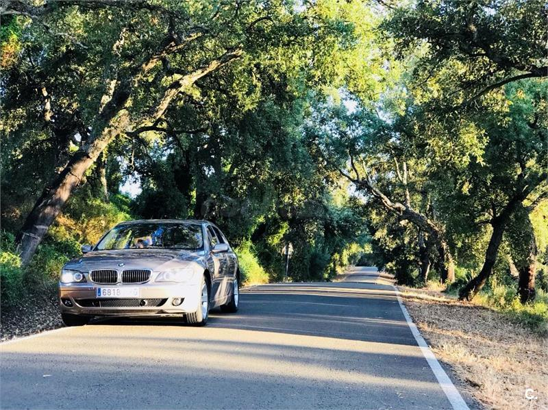 BMW Serie 7 740I 4p.