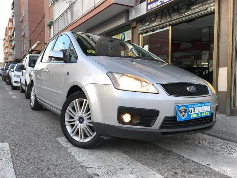 FORD Focus CMAX 2.0 TDCi Ghia 5p.