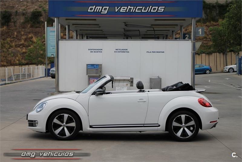 VOLKSWAGEN Beetle Cabrio 1.4 TSI 160cv Sport 2p.