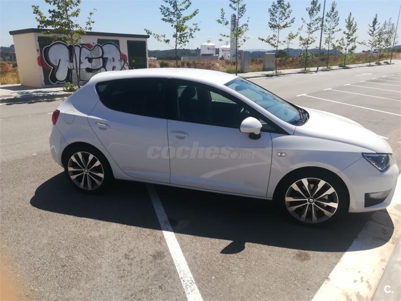 SEAT Ibiza 1.4 TDI 77kW 105CV FR Crono 5p.
