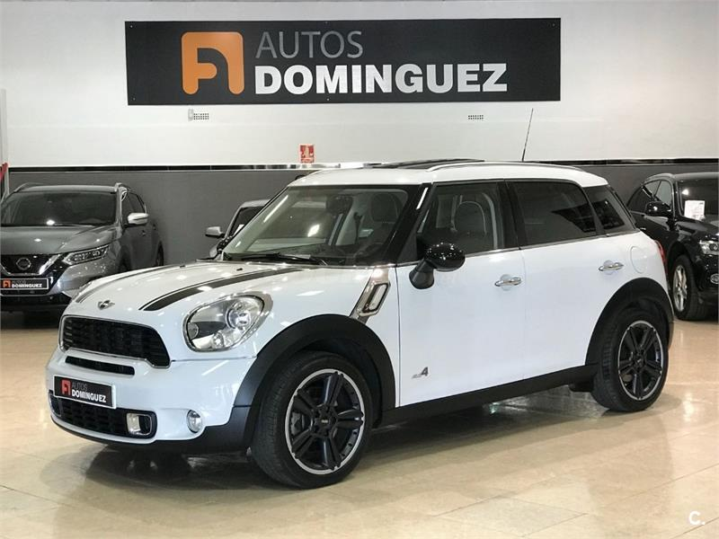 MINI Countryman 1.6 Cooper S All4 Auto 5p.