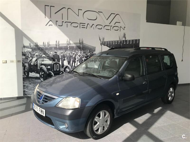 DACIA Logan Break Laureate 1.6 90cv 7 plazas 5p.