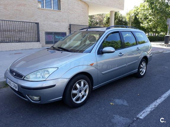 FORD Focus 1.8 TDCi Ghia Wagon 5p.