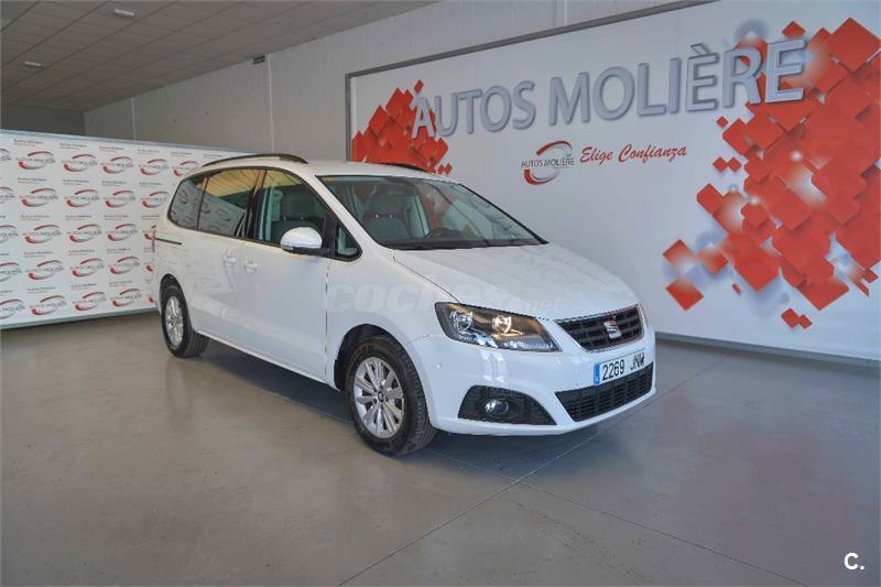 SEAT Alhambra 2.0 TDI 110kW 150CV Eco SS Style 5p.