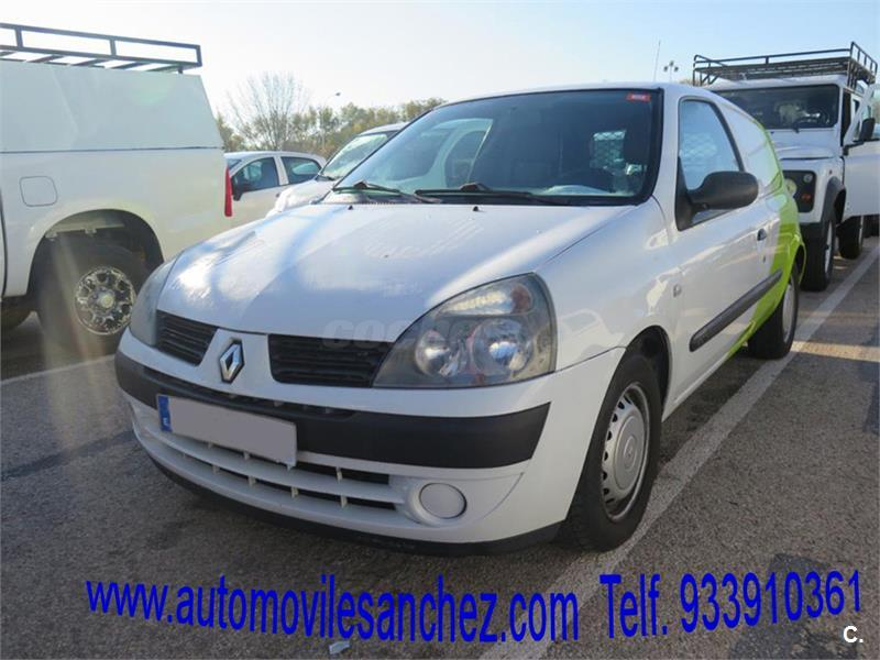 RENAULT Clio Societe 1.5dCi 60 Pack Authentique
