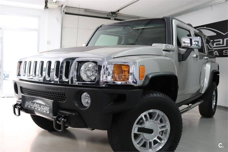 HUMMER H3 Luxury Package Auto 5p.
