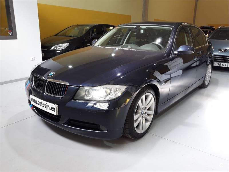 BMW Serie 3 325d 4p.