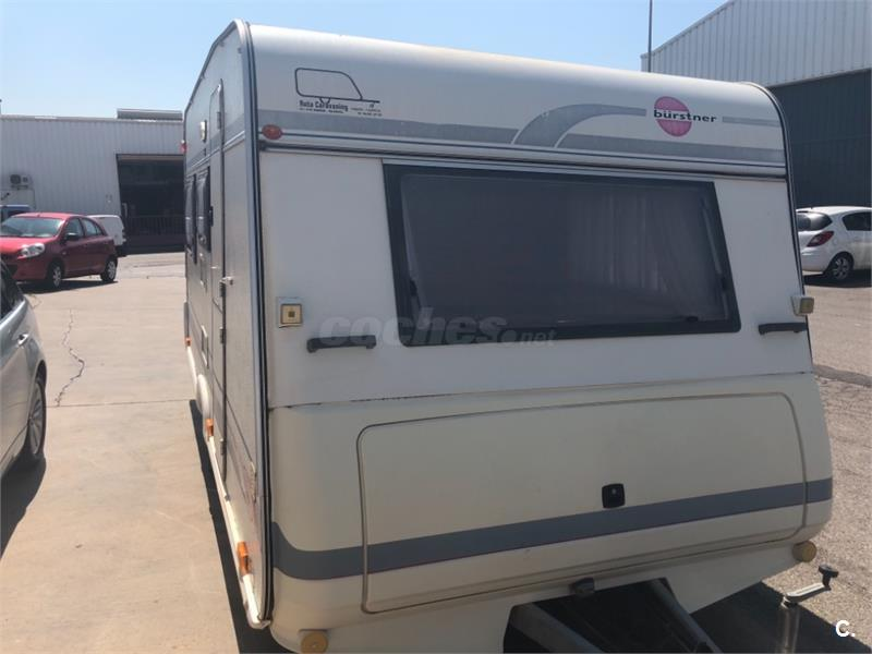 Caravana Burtsner AM400 TS