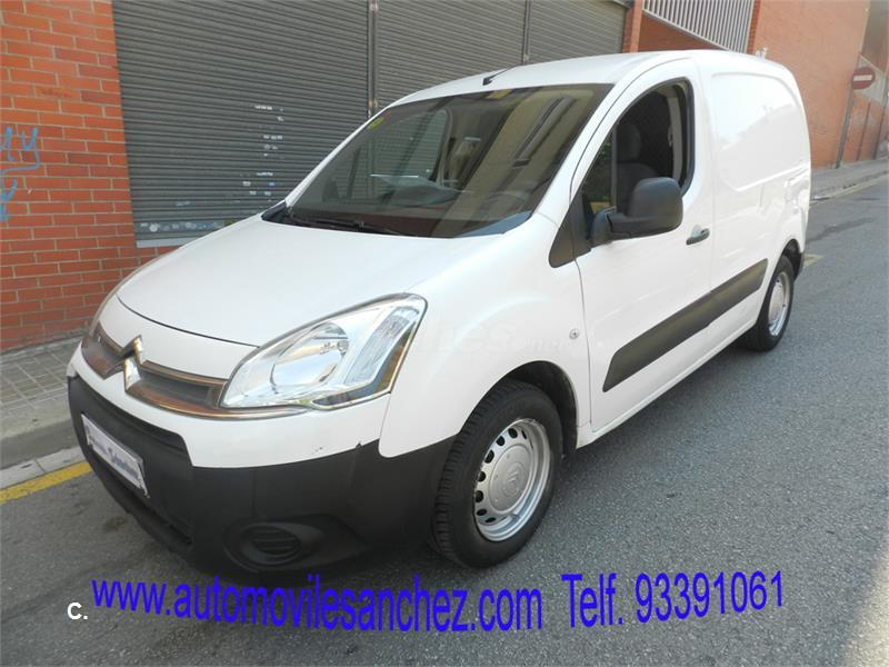 CITROEN Berlingo 1.6 HDi 75 600 3p.