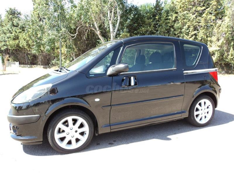 PEUGEOT 1007 1.4 HDi Sporty 3p.