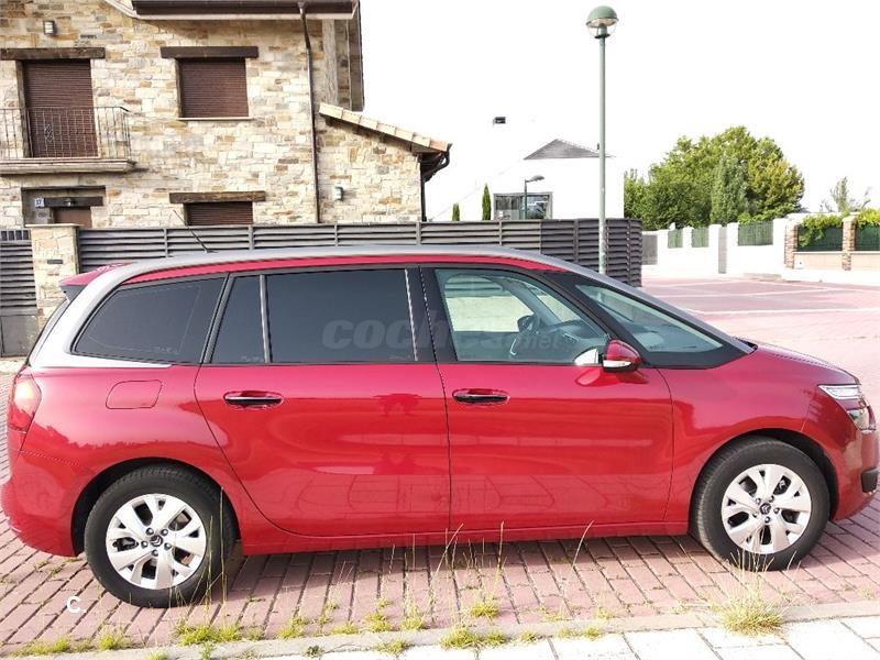 CITROEN Grand C4 Picasso BlueHDi 120cv EAT6 Feel 5p.