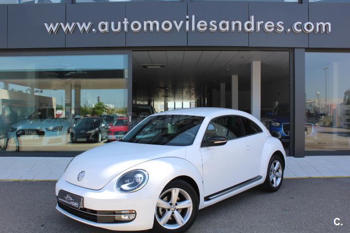 VOLKSWAGEN Beetle 2.0 TDI 140cv Sport 3p.