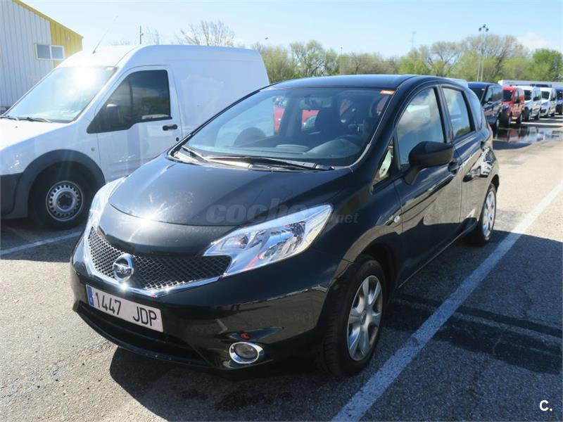 NISSAN NOTE 5p. 1.5dCi 90CV Naru Edition 5p.
