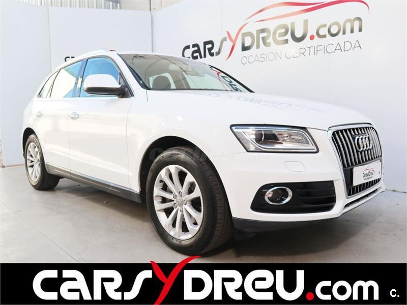 AUDI Q5 2.0 TDI 150cv Attraction 5p.