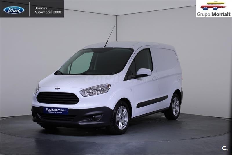 FORD Transit Courier Van 1.0 EcoBoost 75kW Ambiente 3p.