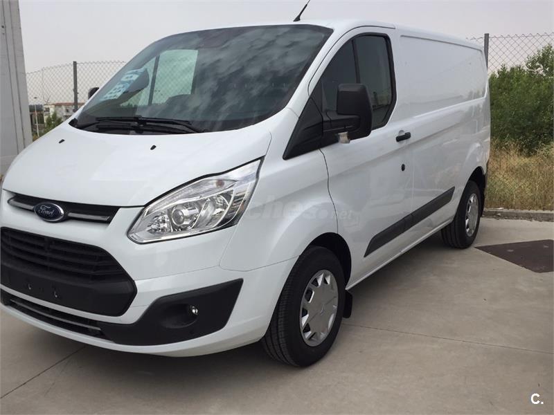 FORD Transit Custom Van 2.0 TDCI 96kW 300 L1 Trend