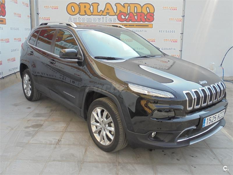 JEEP Cherokee 2.0 CRD 170 CV Limited Auto 4x4 Act. D.I 5p.