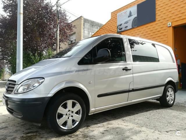 MERCEDES-BENZ Vito 109 CDI Combi Compacta