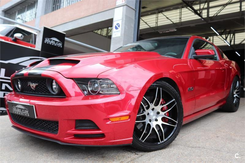 FORD Mustang 5.0 TiVCT V8 418cv Mustang GT A.Fast. 2p.