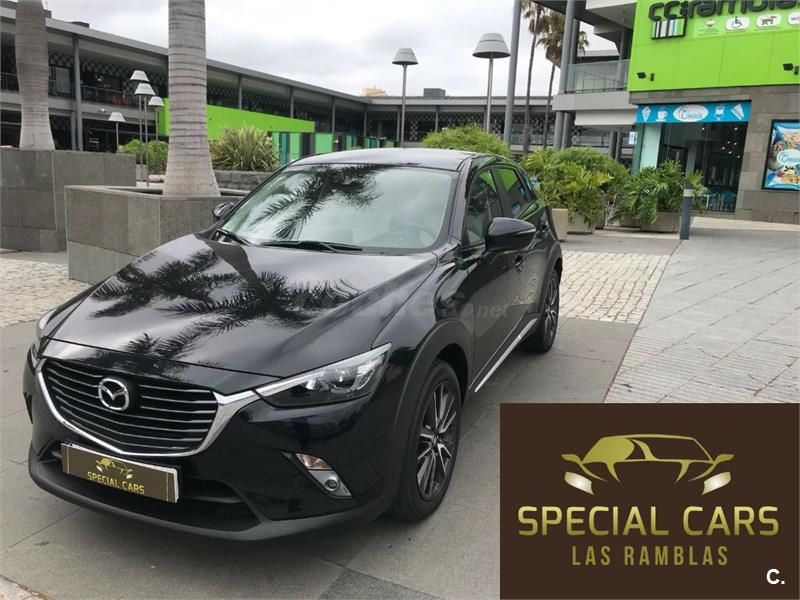 MAZDA CX3 2.0 SKYACTIV GE Luxury 2WD AT 5p.