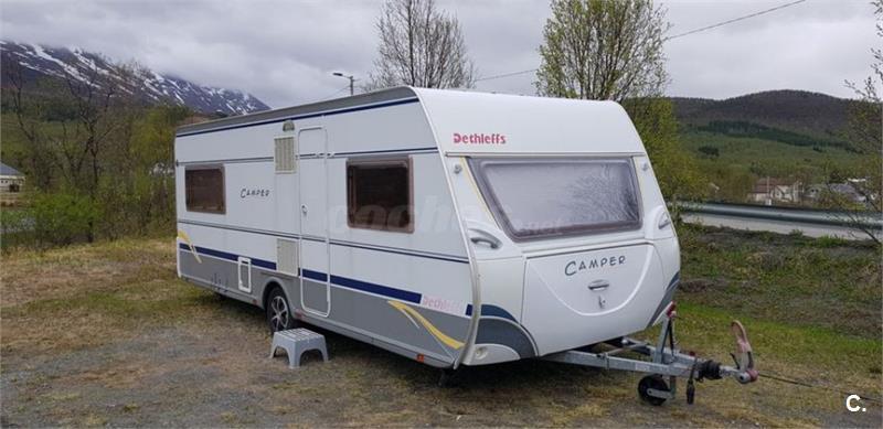 Dethleffs Camper 570