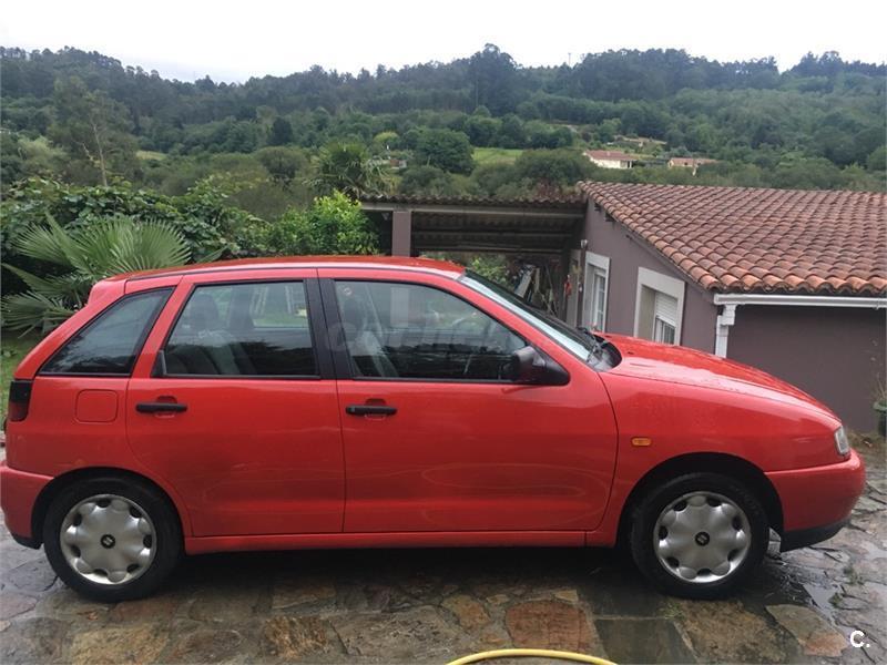 SEAT Ibiza IBIZA 1.9 TD GLX 5p.