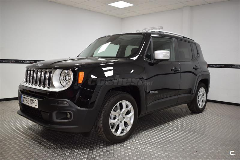 JEEP Renegade 1.4 MAIR 103kW DDCT Limited FWD E6 5p.
