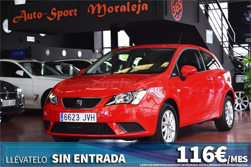 SEAT Ibiza SC 1.2 TSI 90cv Reference 3p.