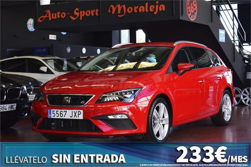 SEAT Leon ST 2.0 TDI 110kW DSG6 StSp FR Plus 5p.