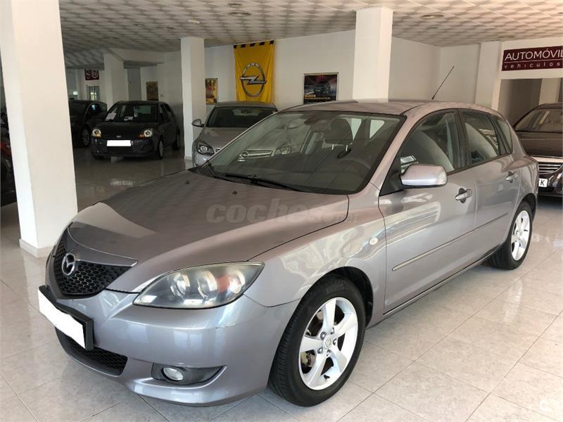 MAZDA Mazda3 1.6 CRTD Active 5p.