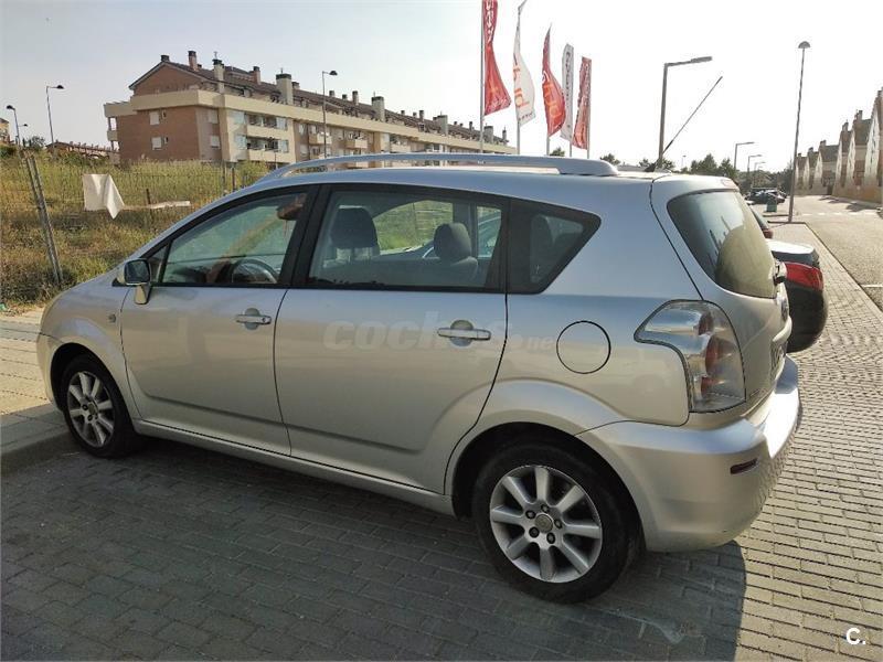 TOYOTA Corolla Verso 1.8 VVTi Sol MMT 5p.