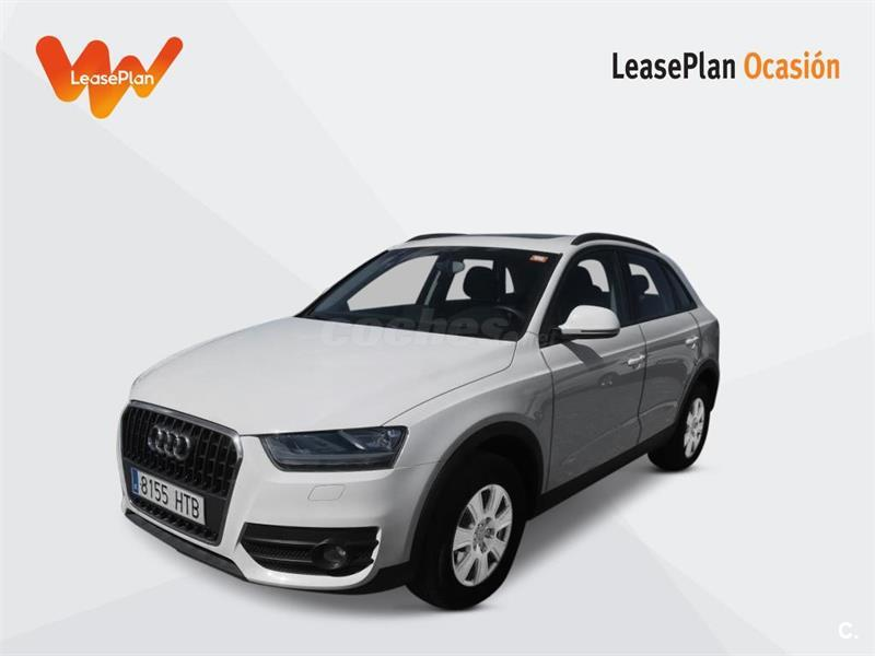 AUDI Q3 2.0 TDI 140cv Advance 5p.