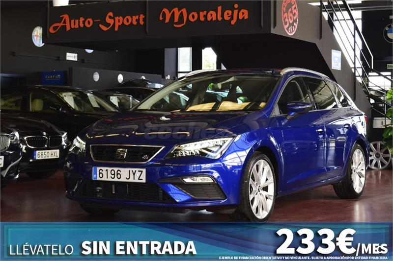 SEAT Leon ST 2.0 TDI 110kW 150CV StSp FR 5p.