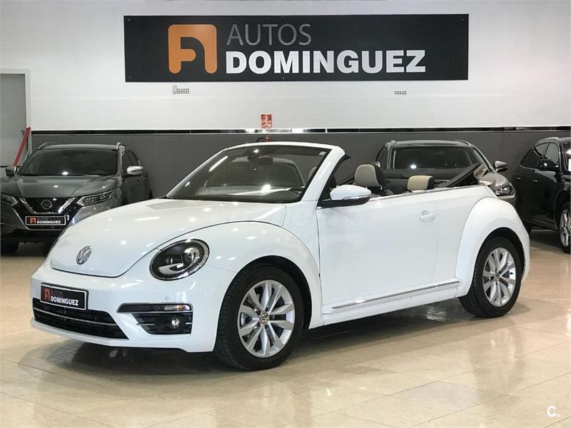VOLKSWAGEN Beetle Design 2.0 TDI 110kW 150CV DSG Cabrio 2p.