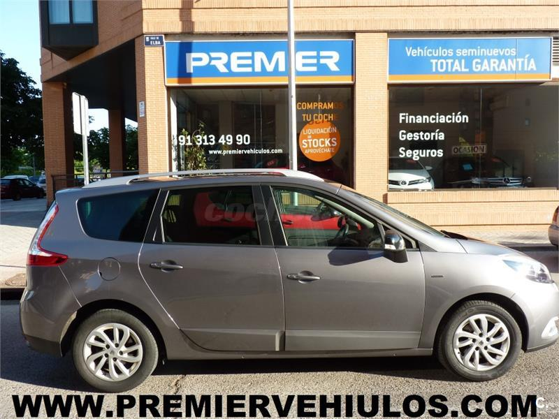 RENAULT Grand Scenic LIMITED En. dCi 96kW 130CV eco2 7p E6 5p.
