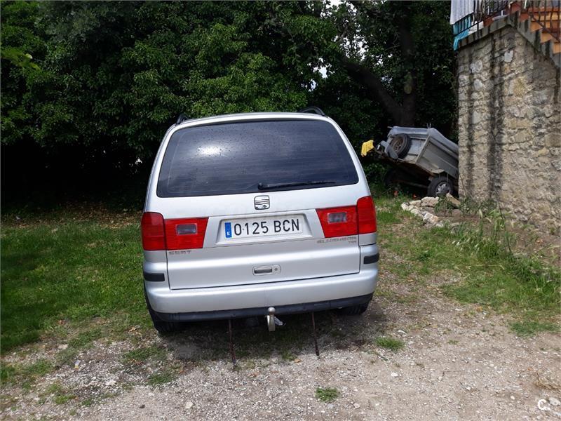 SEAT Alhambra 1.9 TDi Stella 5p.