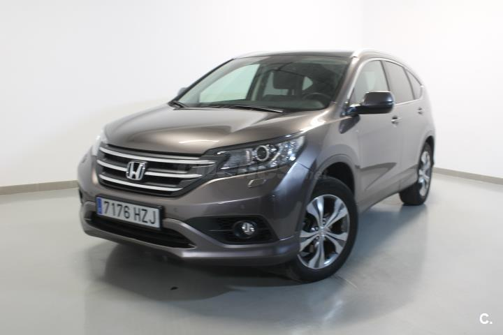 HONDA CRV 2.2 iDTEC Executive Auto 5p.