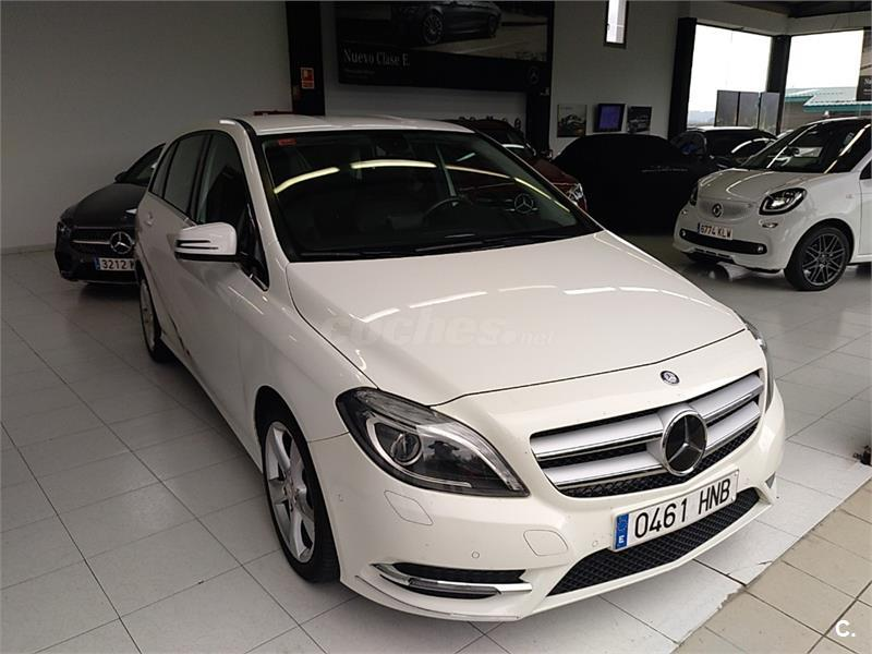 MERCEDES-BENZ Clase B B 200 CDI BlueEFFICIENCY 5p.