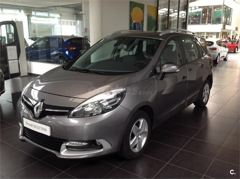 RENAULT Grand Scenic SELECTION Energy dCi 110 eco2 7p Euro 6 5p.
