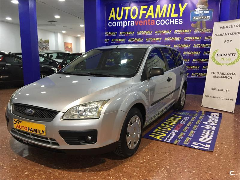 FORD Focus 1.6 TDCi 90 Trend Wagon 5p.