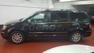 CHRYSLER Grand Voyager Limited 2.8 CRD Entretenimiento Plus 5p.