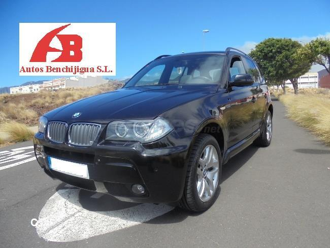 BMW X3 3.0si 5p.