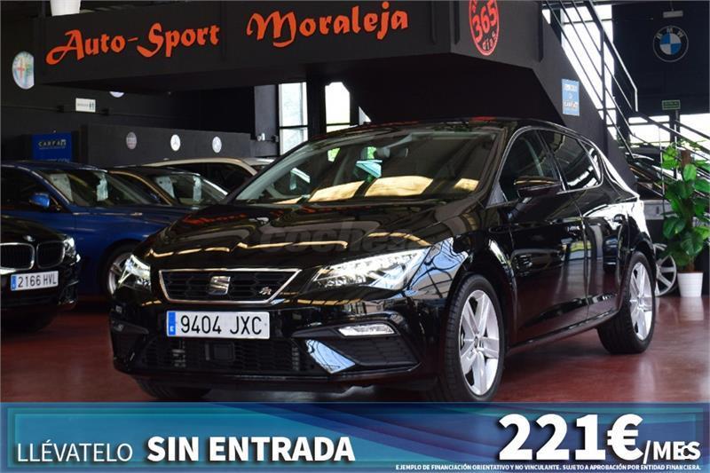 SEAT Leon 2.0 TDI 110kW 150CV StSp FR 5p.