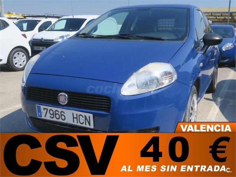 FIAT Grande Punto Van 1.3 Multijet 75cv